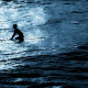 Surfing the Void
